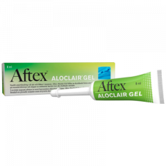 AFTEX ALOCLAIR GEL 8 ML
