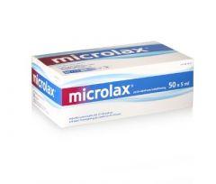 MICROLAX peräruiskeliuos (kerta-annospakkaus)50x5 ml